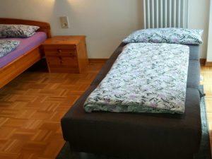 Zwei Schlafzimmer - Platz für 5 Personen